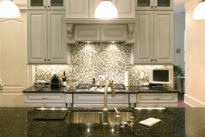 Kitchen Backsplash Tile Installation Huntington Beach CA